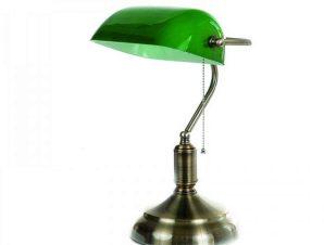 Φωτιστικό Επιτραπέζιο 3431 27x38cm 1xE27 Green Inlight