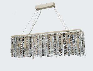 Φωτιστικό Οροφής-Ράγα 5277-6/Φ 90x25cm 6xG9 Antique White Inlight