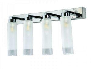 Φωτιστικό Τοίχου-Απλίκα 43419-4 46x14cm 4xG9 Chrome Inlight
