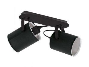 Φωτιστικό Οροφής-Σποτ Villabate 33646 Black Eglo