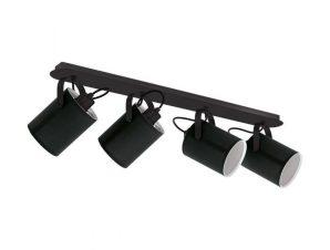 Φωτιστικό Οροφής-Σποτ Villabate 33648 Black Eglo