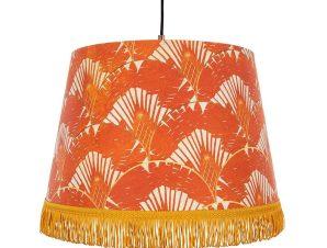 Φωτιστικό Οροφής Ravenala Orange CL50328 45X55X35Cm MindTheGap