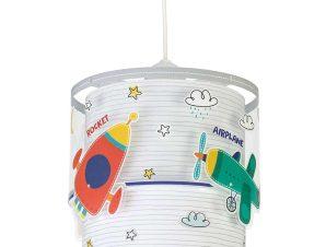 Φωτιστικό Οροφής Παιδικό Baby Travel 61682 Multi Ango
