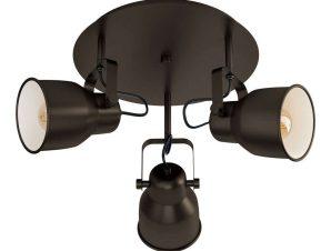 Φωτιστικό Οροφής-Πλαφονιέρα 'Mitchley' 43388 Bronze Eglo