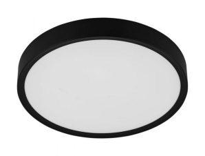 Φωτιστικό Οροφής-Πλαφονιέρα Led Musurita98604 Ø440 3000K Black-White Eglo
