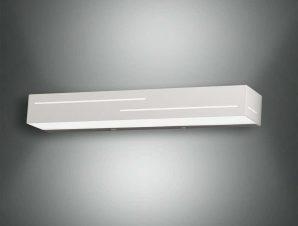 Φωτιστικό Τοίχου Led Banny 3618-21-102 White Fabas Luce
