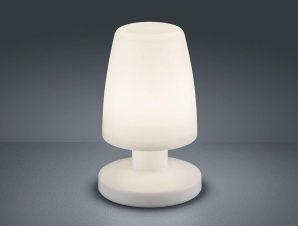 Επιτραπέζιο Φωτιστικό Dora SMD-LED Ip44 D13x20,7cm White Trio Lighting