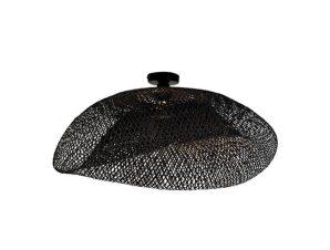 Φωτιστικό Οροφής – Πλαφονιέρα 19109 Black