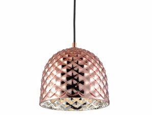 Φωτιστικό Οροφής 1ΧΕ27 V36352CP Φ24ΧΗ120cm Copper Aca