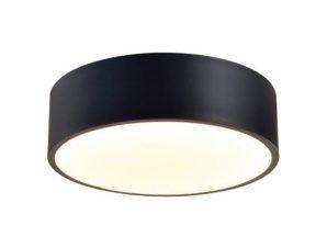 Φωτιστικό Οροφής – Πλαφονιέρα Led V29LEDC35BK 32W 2560lm 3000K D35XH10 Black Aca Decor