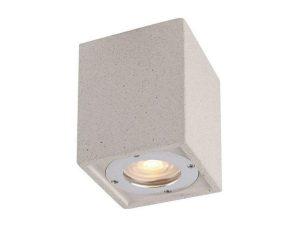 Φωτιστικό Οροφής MK163130SW IP65 GU10 White Aca Decor