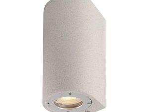 Φωτιστικό Τοίχου – Απλίκα MK0522RW Up-Down IP65 2XGU10 White Aca Decor