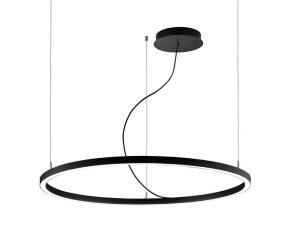 Φωτιστικό Οροφής Led Verdi 4224100 D900 Black Viokef
