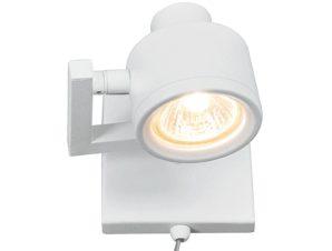 Φωτιστικό Τοίχου – Σποτ Magma 4095000 White Viokef