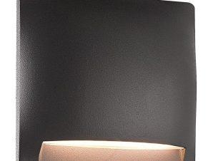 Φωτιστικό Τοίχου Led Mode 4223901 Anthracite Viokef