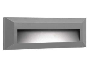 Φωτιστικό Τοίχου-Απλίκα Led Grey VK/02020/G/D VKLed