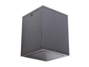 Φωτιστικό Οροφής – Σποτ 108x108mm Anthracite VK/01066/AN VKLed