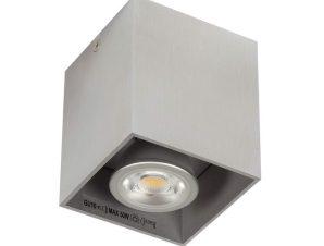 Φωτιστικό Οροφής – Σποτ Nickel 82x82x95 VK/03001/AL VKLed