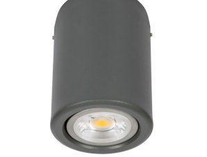 Φωτιστικό Οροφής – Σποτ Anthracite VK/04062CE/AN VKLed