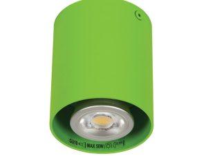 Φωτιστικό Οροφής – Σποτ Green VK/03002/GR VKLed