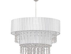 Φωτιστικό Οροφής Toscana 4013 White Nowodvorski