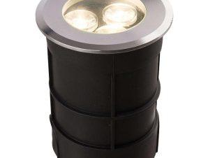 Φωτιστικό Δαπέδου Picco Led L 9104 Silver Nowodvorski