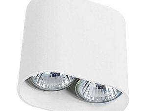 Φωτιστικό Οροφής – Σποτ Pag 9387 White Nowodvorski