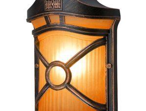 Φωτιστικό Τοίχου – Απλίκα Don S 4687 Brown Nowodvorski