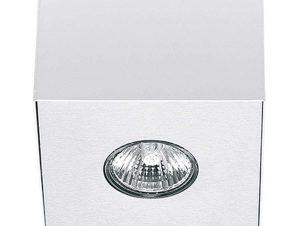 Φωτιστικό Οροφής – Σποτ Carson I Plafon 5573 White-Silver Nowodvorski