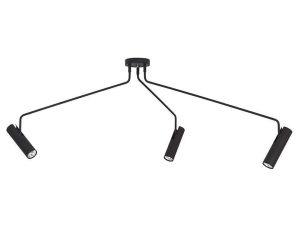 Φωτιστικό Οροφής – Σποτ Eye Super III 6504 Black Nowodvorski