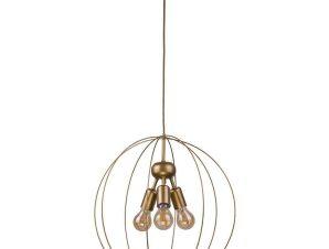 Φωτιστικό Οροφής Bullet 9061 Gold Nowodvorski
