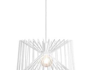 Φωτιστικό Οροφής Ness I 6767 White Nowodvorski