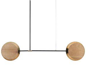 Φωτιστικό Οροφής – Ράγα Minimal 9375 Oak Nowodvorski