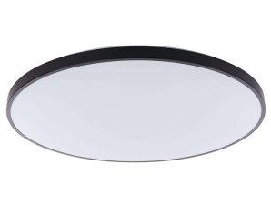 Φωτιστικό Οροφής – Πλαφονιέρα Agnes Round Led 32W 9163 Black Nowodvorski