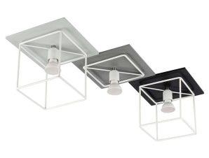 Φωτιστικό Οροφής – Πλαφονιέρα Coba III 9724 Grey Nowodvorski