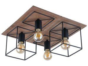 Φωτιστικό Οροφής – Πλαφονιέρα Coba IV 9044 Antique Nowodvorski