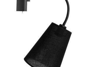 Φωτιστικό Τοίχου Flex Shade I 9758 Black Nowodvorski
