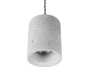 Φωτιστικό Οροφής Shy I 9391 Concrete Nowodvorski